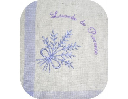 Instant download machine embroidery design Lavender bouquet