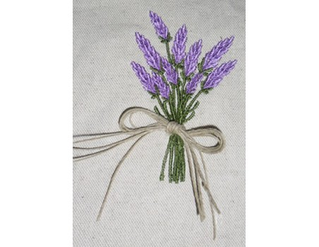 Bouquet de lavande 2 styles
