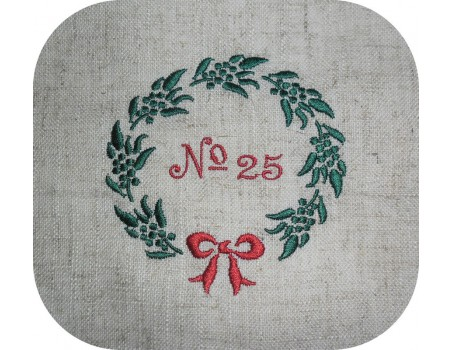 Instant download machine embroidery design applique frame