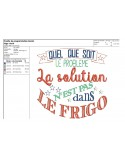 Instant download machine embroidery Teenager addict
